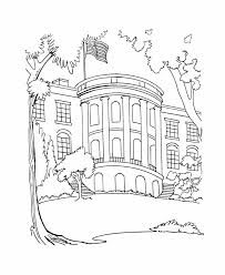 Small Picture The White House coloring pages US History Coloring Sheet Pages
