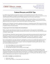 Usa Jobs Resume Writer Usa Jobs Resume Writing Service RESUME 6