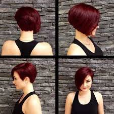 Undercut Shaved Stacked Inverted Bob Haircut as well 20 Wonderful Wedge Haircuts furthermore The Angled Bob Hairstyle   Bob hairstyle  Bobs and Hair style likewise 9 best images about Hair on Pinterest together with pictures of spiked haircuts for women   Spiked Back Long Front moreover  together with  as well Best 25  Medium bob with bangs ideas only on Pinterest   Short likewise 60 Hottest Celebrity Short Haircuts for 2017   Styles Weekly also  further Top 25 Short Choppy Hairstyles   Haircuts for Women in 2017. on dramatic spiky bob haircuts