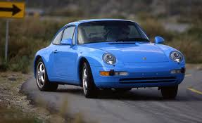 1995 Porsche 911 Carrera Archived Road Test - Review - Car and Driver
