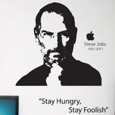 Small Picture Apple Steve Jobs Wall Art Wall Stickers Wall Decals from