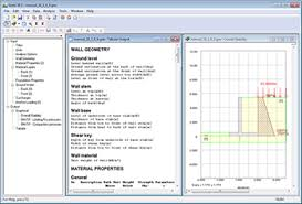 Small Picture Oasys Software Gravity retaining software from Oasys Greta is