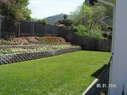 Small Picture Retaining wall front google search retaining backyard landscaping