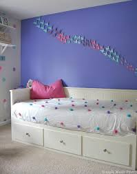 Girls Bedroom Home Decor that You Can DIY on a Budget Simple Made