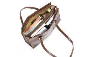 home accessories las leather handbags rivello italian leather business handbag
