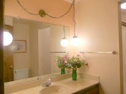 Corner Lighting Bathroom Lighting Ideas For Small Bathrooms White Ceramic Wall