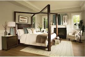... preloadTesla Eastern King Canopy W/Storage Bed - Room