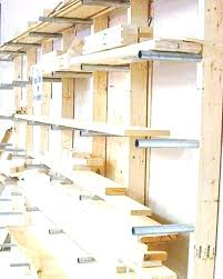 diy wood storage shelves lumber storage shelves lumber storage shelves wood storage rack for garage building