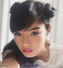 fighting back professional violinist mia matsumiya has created an insram account led perv magnet
