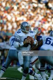 Looks Buffalo The Pass Aikman Dallas Aikman Against Cowboys Cowboys Of To Troy