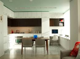 Minimalist Kitchen Design Enchanting Stainless Steel Table With Backsplash Minimalist