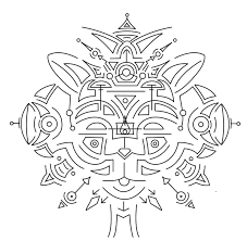 Cool Abstract Coloring Pages Photoshopforums Com