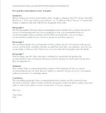 2 Best Of Job Recommendation Letter Sample For A Friend