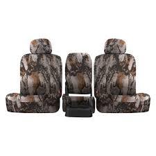 natural gear camo custom seat covers