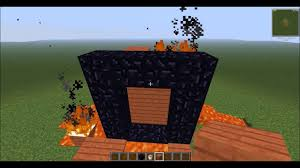 How To Light A Portal In Minecraft Minecraft How To Activate Nether Portal Without Flint And Steel