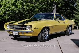 1969 Chevrolet Camaro Z28 - For Sale — Expert Auto Appraisals
