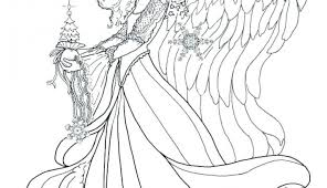 Fantasy Fairy Coloring Pages For Adults Hard Free Printable Adult