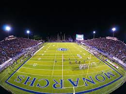 Old Dominion University Foreman Field Old Dominion