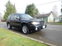 subaru forester 2005 black. Unique Subaru 2005 Subaru Forester To Black R