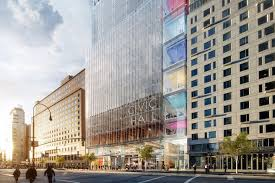Courtesy urban office Passenger Civic Hall Union Square Tech Hub Rendering courtesy Of Mayors Office Of New York City Progrss Union Square Tech Hub People courtesy Of Mayors Office Of New