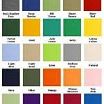 Port Authority Color Chart Port Authority Color Chart Custom T Shirts From Monkey In