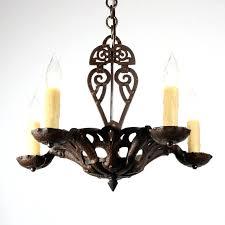 cast iron light fixtures marvelous antique five light cast iron chandelier signed cast iron pipe light fixture