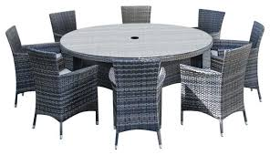 full size of 9 seater xl grey rattan garden dining sofa set furniture sets 8 seat