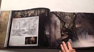 The Hobbit Chronicles Art Design The Hobbit Desolation Of Smaug Chronicles Art Design