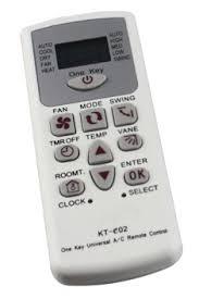 Air Conditioner Remote Controller KTE02 Manufacturersupplier ChinaAir Conditioning Remote