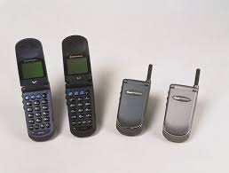 motorola flip phone history. i started out with one of these, motorola v8160: flip phone history