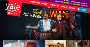 Yale Repertory Theatre Homepage