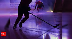 See also list of ice hockey players who died during their playing career, which includes deaths not related to play. Russian Hockey Player Dies After Being Hit By Puck More Sports News Times Of India