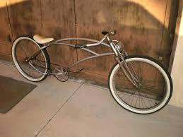 mustang stretch beach cruiser three speed bike awful bicycle
