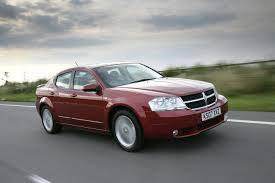 Dodge Avenger Saloon Review (2007 - 2009) | Parkers