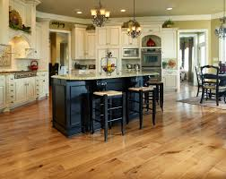 Wood Floor In The Kitchen Plan Hickory Hardwood Flooring Bellawood And Hickory Hardwood