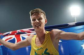 He checked off the first goal in 2016, aged 17, when he was picked to run the 1500m. Gold For Australia S Jaryd Clifford In A Time Of 3 47 78 Breaking His Own World Record Runner S Tribe