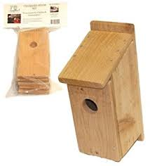 woodworking projects for kids bird house. songbird essentials diy build a birdhouse chickadee kit. made of cedar wood. great project woodworking projects for kids bird house s