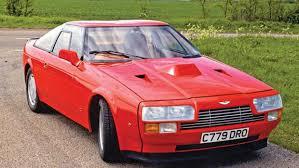 aston martin v8 vantage 1980. a-z supercars: aston martin v8 vantage zagato 1980