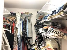 the closet alone is a weird shape as there is a little nook on the far left that almost hardly accessible my goal was to fully maximize my closet space and