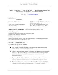 aviation resume template my4uanvilnetcomapplication letter pilot samplehtml 14