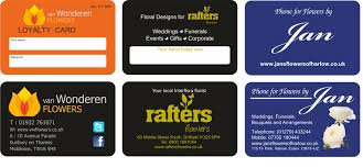 Membership Card Samples Round Cornered Plastic Business Cards 1