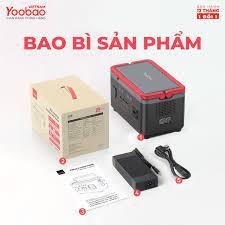 Trạm sạc dự phòng 90000mAh Yoobao EN300 Sạc nhanh PD60W 220V/300W - Hàng  chính hãng - Pin sạc dự phòng di động