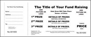 raffle tickets printing school raffle tickets low cost draw tickets for schools