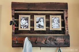 Pallet Coat Rack Cool Handmade Pallet Coat Rack The Few The Proud And This Marine Wife