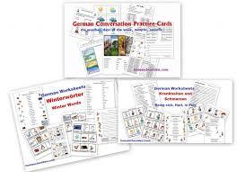 Free German Worksheets for Beginners - Homeschool Den