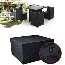 s m l xl waterproof furniture set cover