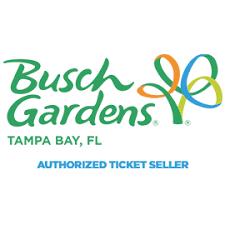 busch gardens ticket. Modren Busch Busch Gardens Tampa Authorized Ticket Seller On Gardens