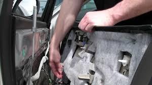 chrysler 300 door panel removal