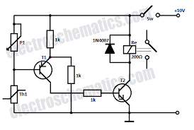 temperature relay circuit schematic products i love temperature relay circuit schematic