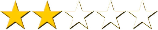 Image result for 2 gold stars